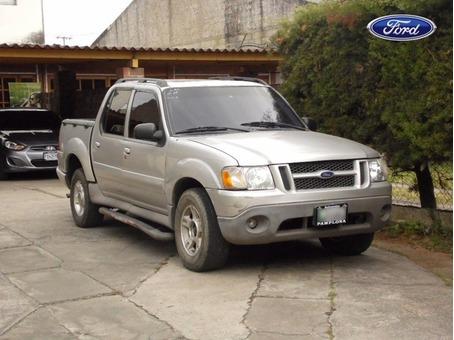 Ganga ! Ford Explorer Sport Trac 2,003
